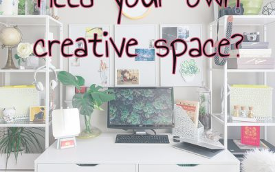 Need your own creative space?
